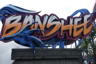 Kings Island – Banshee – Don Helbig Interview