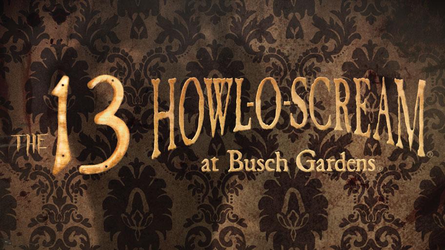 Howl-O-Scream 2013, Busch Gardens, Tampa