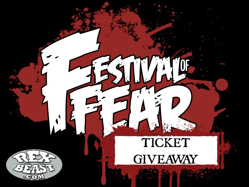 festival of fear ticket giveaway