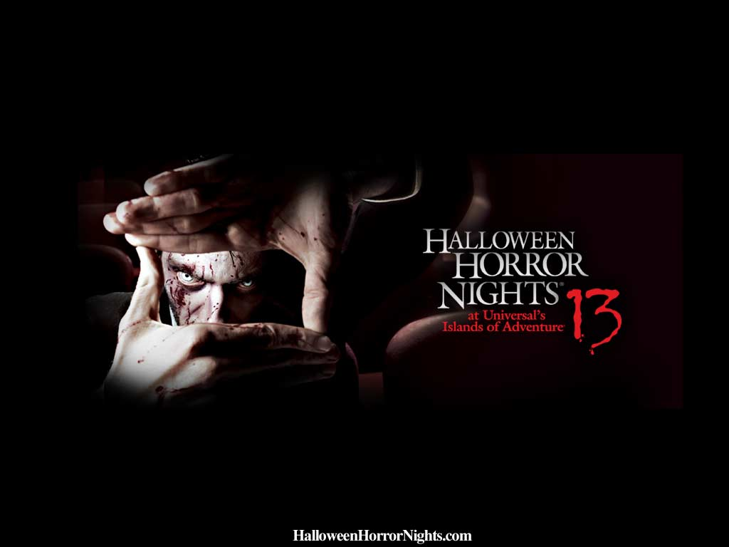 Our Favorite Maze – Halloween Horror Nights 13