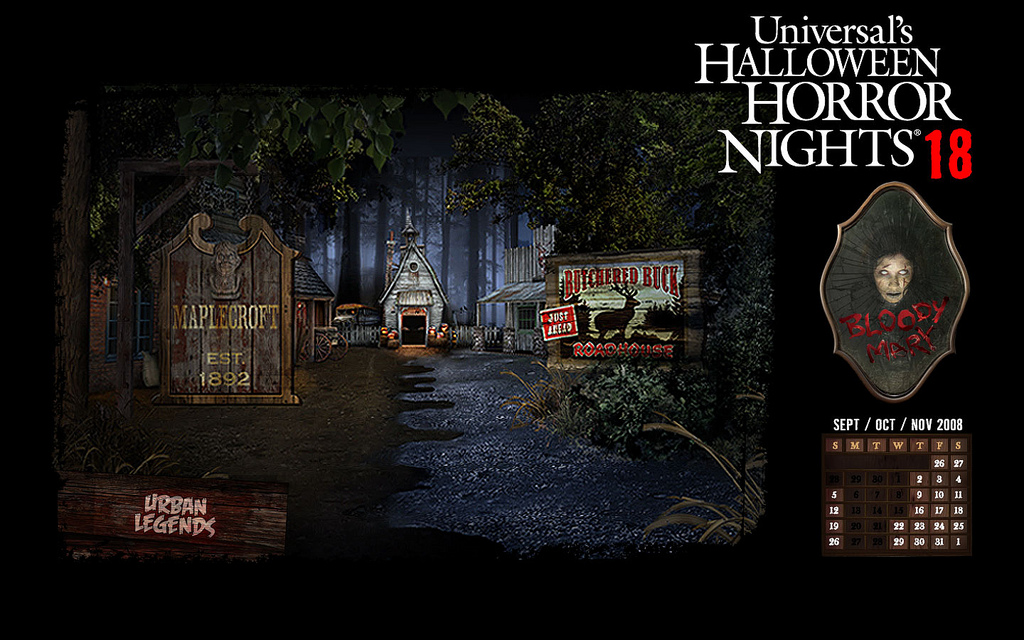 Our Favorite Maze – Halloween Horror Nights 18