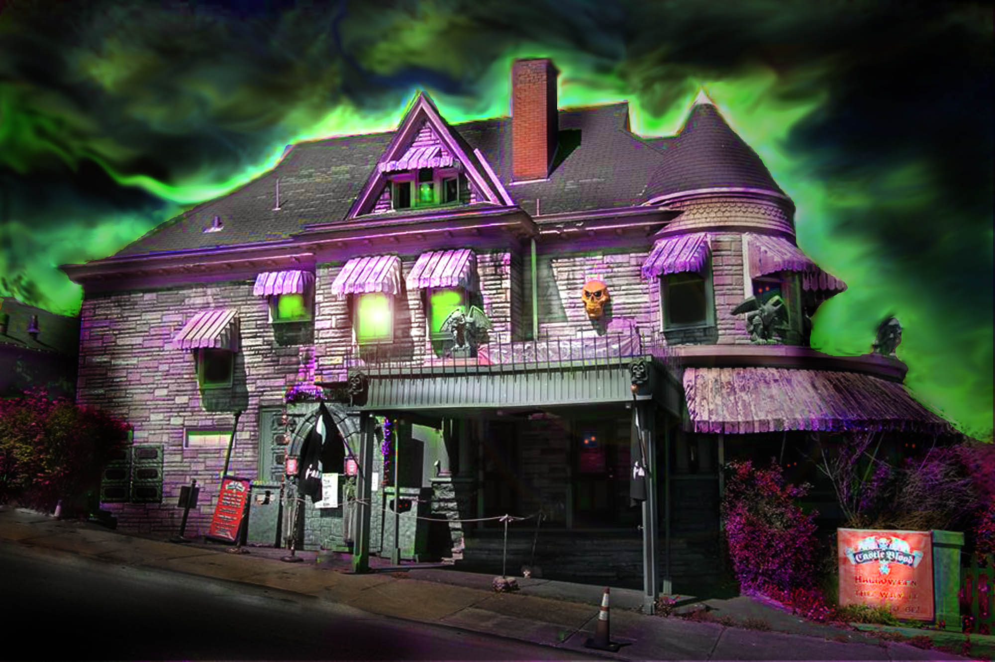 Three Ways To Ruin A Haunted House